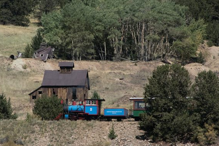Cripple Creek Railroad